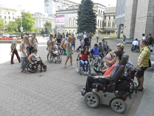 Мариуполе знакомства инвалидов в